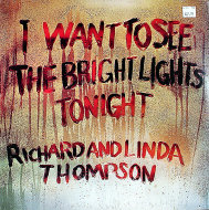 "Richard & Linda Thompson Vinyl 12"" (New)"