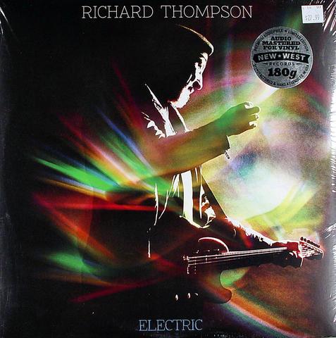 """Richard Thompson Vinyl 12"""" (New)"""