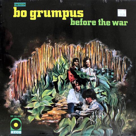 "Bo Grumpus Vinyl 12"" (New)"