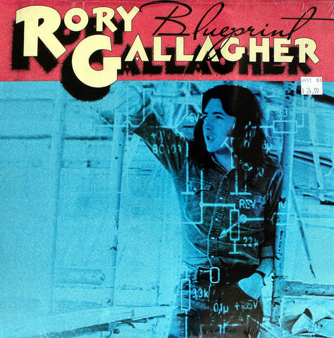 "Rory Gallagher Vinyl 12"" (New)"