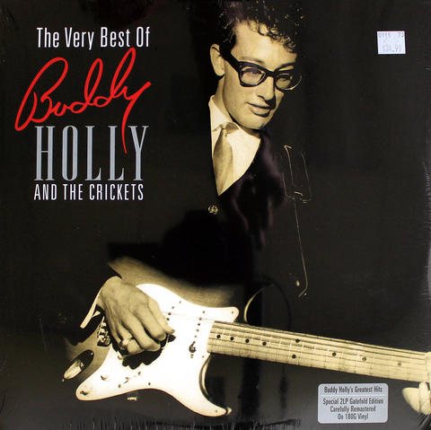 "Buddy Holly & The Crickets Vinyl 12"" (New)"