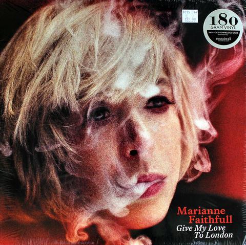 "Marianne Faithfull Vinyl 12"" (New)"
