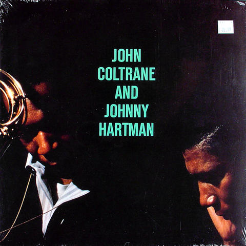 "John Coltrane and Johnny Hartman Vinyl 12"" (New)"