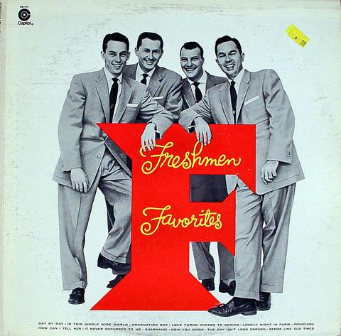 """The Four Freshmen Vinyl 12"""" (Used)"""