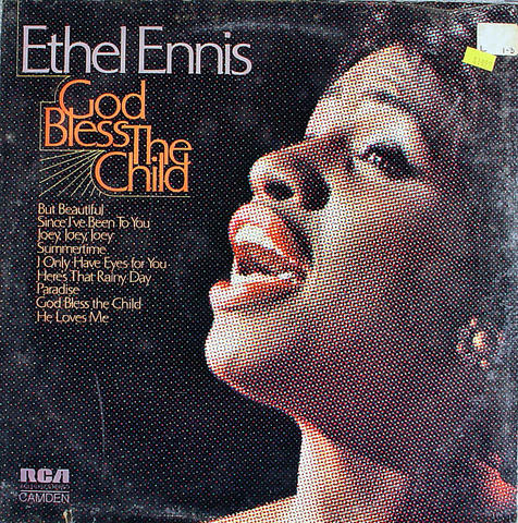"Ethel Ennis Vinyl 12"" (New)"