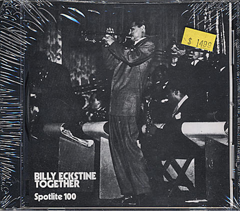 Billy Eckstine And His Orchestra CD
