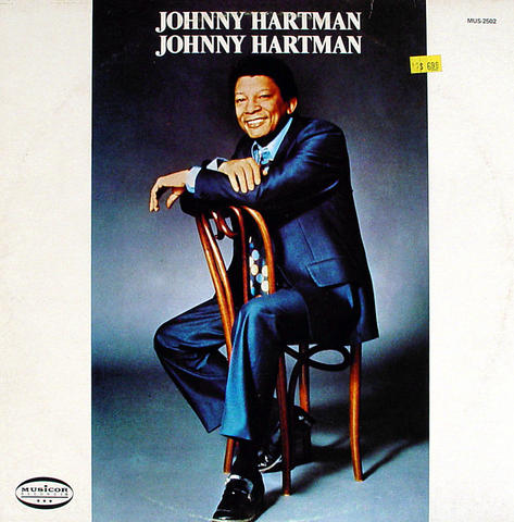 "Johnny Hartman Vinyl 12"" (Used)"