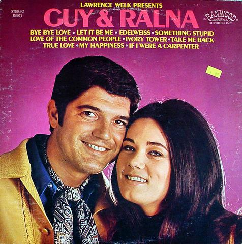 """Guy & Ralna Vinyl 12"""" (Used)"""