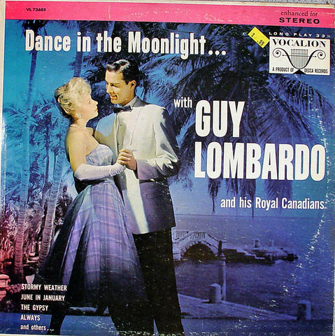 "Guy Lombardo and His Royal Canadians Vinyl 12"" (Used)"
