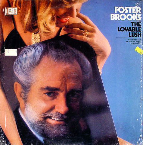 "Foster Brooks Vinyl 12"" (Used)"