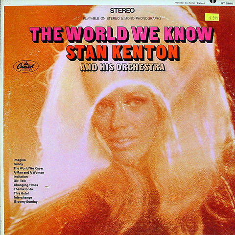 "Stan Kenton and His Orchestra Vinyl 12"" (Used)"