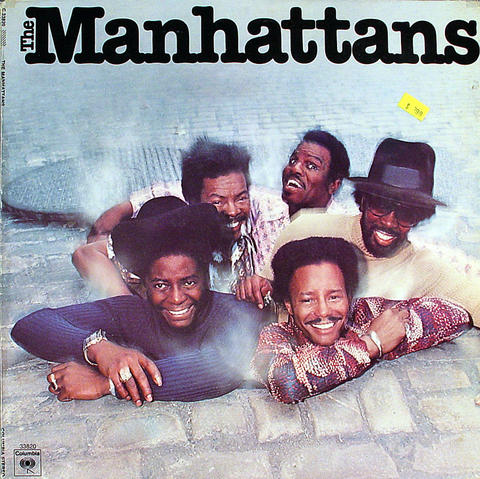"The Manhattans Vinyl 12"" (Used)"