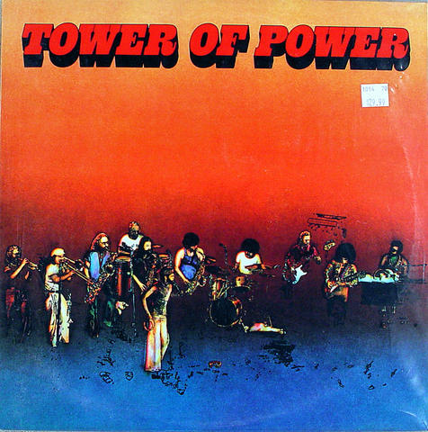 "Tower of Power Vinyl 12"" (New)"