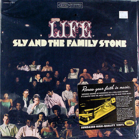 "Sly & the Family Stone Vinyl 12"" (New)"