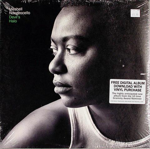 "Me'Shell NdegeOcello Vinyl 12"" (New)"