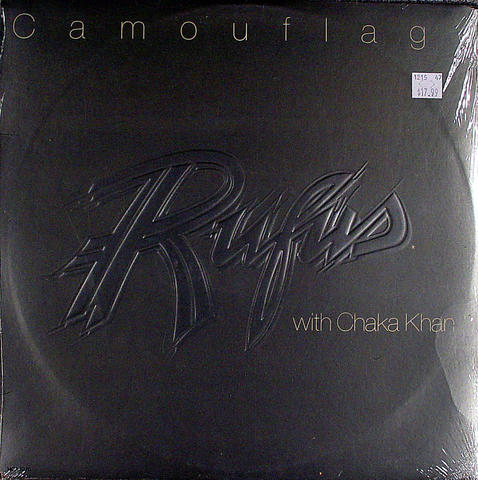 "Rufus With Chaka Khan Vinyl 12"" (New)"