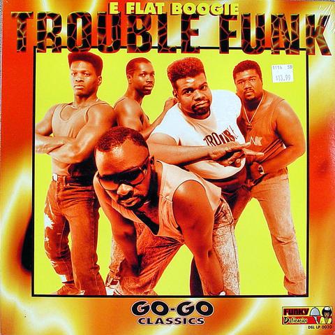 "Trouble Funk Vinyl 12"" (New)"