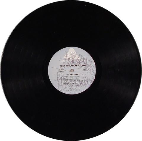 "Tony Orlando & Dawn Vinyl 12"" (Used)"