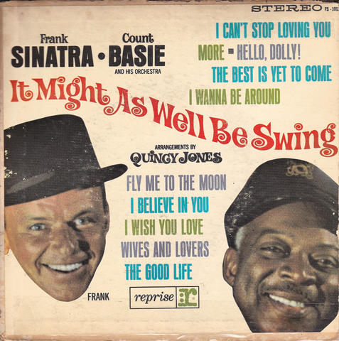 "Frank Sinatra/Count Basie And His Orchestra Vinyl 7"" (Used)"