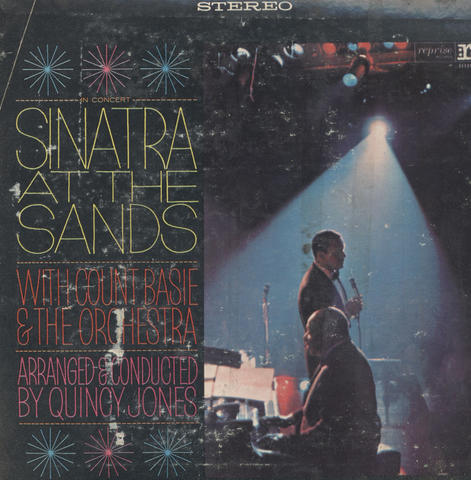 """Frank Sinatra/Count Basie And His Orchestra Vinyl 7"""" (Used)"""