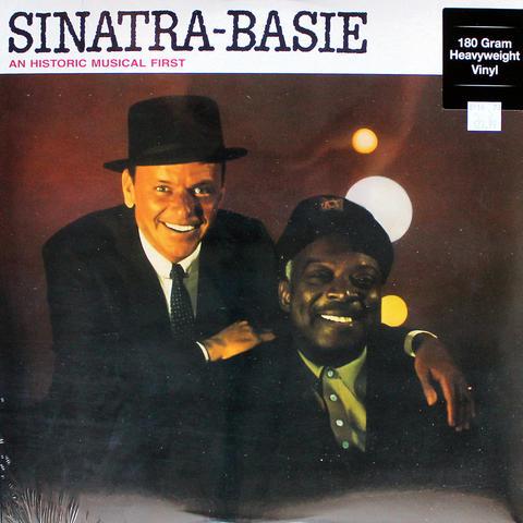 "Sinatra / Basie Vinyl 12"" (New)"
