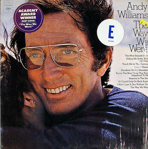 "Andy Williams Vinyl 12"" (Used)"