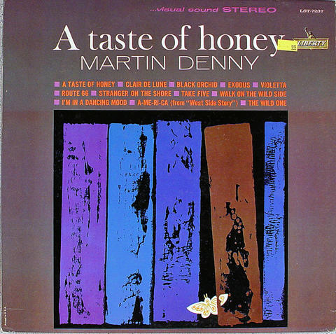 "Martin Denny Vinyl 12"" (Used)"