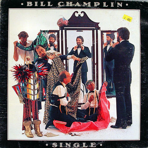 "Bill Champlin Vinyl 12"" (Used)"