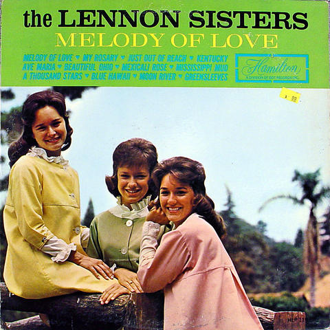 "The Lennon Sisters Vinyl 12"" (Used)"