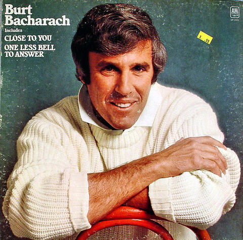 "Burt Bacharach Vinyl 12"" (Used)"