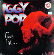 "Iggy Pop Vinyl 12"" (New)"