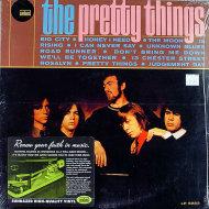 "The Pretty Things Vinyl 12"" (New)"