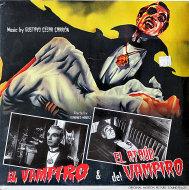 "El Vampiro & El Ataud Del Vampiro Vinyl 12"" (New)"