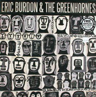 "Eric Burdon & The Greenhornes Vinyl 12"" (New)"