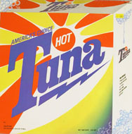 "Hot Tuna Vinyl 12"" (Used)"