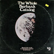 "The Whole Burbank Catalog Vinyl 12"" (Used)"