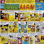 """Long Man Blues Vinyl 12"""" (New)"""