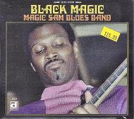 Magic Sam's Blues Band CD