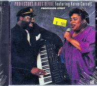 Professor's Blues Revue Featruing Karen Carroll CD