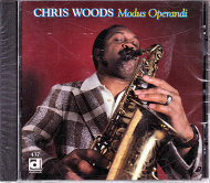 Chris Woods CD