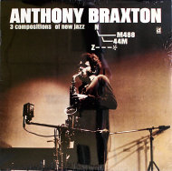 "Anthony Braxton Vinyl 12"" (New)"