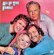 """All In The Family Vinyl 12"""" (Used)"""