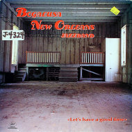 """Bogalusa New Orleans Jazzband Vinyl 12"""" (Used)"""