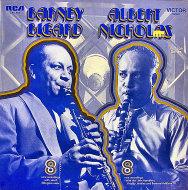 "Barney Bigard / Albert Nicholas Vinyl 12"" (Used)"