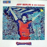 "Jeff Berlin & Vox Humana Vinyl 12"" (Used)"