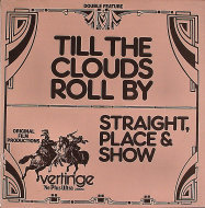 "Till The Clouds Roll By Vinyl 12"" (New)"