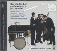 The Charles Bell Contemporary Jazz Quartet CD