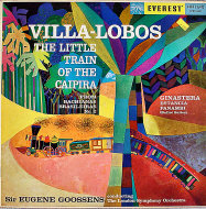 "Villa Lobos Vinyl 12"" (Used)"