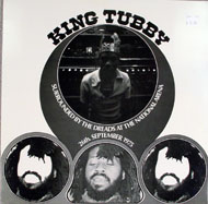 "King Tubby Vinyl 12"" (New)"
