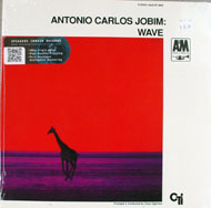 "Antonio Carlos Jobim Vinyl 12"" (New)"